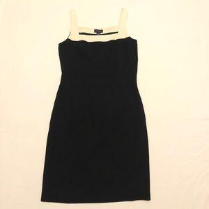 Ann Taylor dress black size 10 LBD